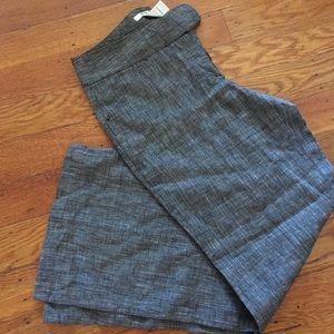 excellent condition light linen pants